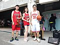 Boy, Lily Cao and Dabao Lin 20200704b.jpg