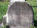 Boyd (Martha McFarland), St. Clair Cemetery, 2015-10-06, 03.jpg