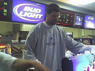 Brad Miller (basketball) - Brad Miller in 2006