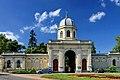 Brama cmentarza komunalnego w Cieszynie1.JPG