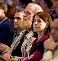 Bran Ferren, Rael Dornfest, Gina Blaber 2005 O'Rielly Emerging Technology Conference.jpg