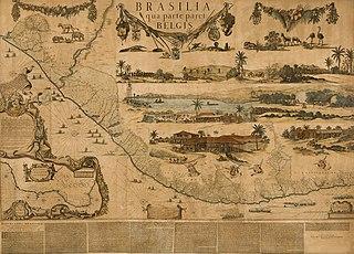 Brasilia qua parte paret Belgis