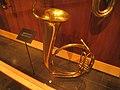 Brass instruments - Musical Instrument Museum, Brussels - IMG 3936.JPG