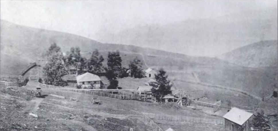 Brazil Ranch Big Sur c1890