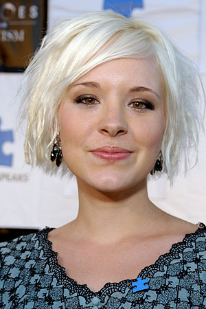"""Brea Grant - Brea Grant attending """"Heroes for Autism"""" event (sponsored by Autism Speaks) at The Avalon, Hollywood, CA on April 19, 2009"""