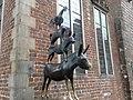 Bremen musicians, Germany - panoramio.jpg