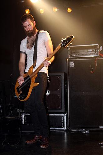 Brian Cook (musician) - Image: Briancookbassist