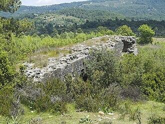 Bridge near Kemer - Image: Bridge near Kemer, Lycia, Turkey. Pic 03