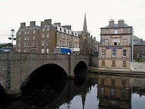 Wick, Caithness - Bridge of Wick
