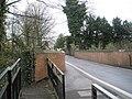 Bridge over railway in James Lane - geograph.org.uk - 760801.jpg