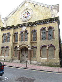 Middle Street Synagogue