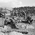 British 5.5 inch guns at Rhine crossing March 1945 IWM B 15772.jpg