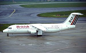 British Air Ferries BAe 146-300 KvW.jpg