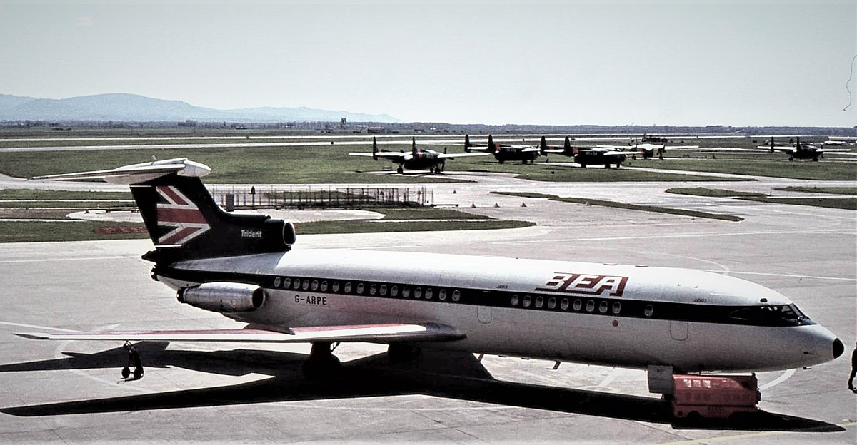 British European Airways Flight 548 - Wikipedia