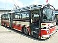 Brno, Řečkovice, trolejbus Škoda T11.JPG