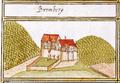 Bromberg, Ochsenbach, Sachsenheim, Andreas Kieser.png