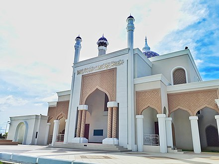 Brunei International Airport Mosque Brunei International Airport Surau.jpg
