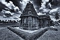 Bucheshwara Temple , Korvangala In Monochromes-.jpg