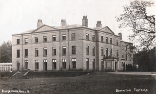 Buckenham Tofts former civil parish in Norfolk, England