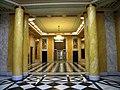 Bucuresti, Romania, Palatul Regal (Muzeul National de Arta al Romaniei - Pavilionul Sala Tronului - interior 10); B-II-m-A-19856.JPG