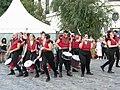Bucuresti, Romania. Festivalul International de Teatru de Strada. 13 Iulie-5 August 2108. Formatia Batucada Timba (Spania) (15).jpg