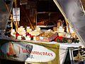 Budapest XII. Christmas Fair, Homemade cheeses.JPG
