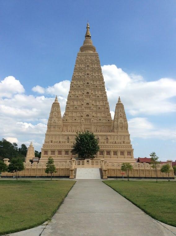 Buddha Gaya Naypyitaw 001