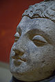 Buddha Head - Stucco - ca 2nd Century CE - Gandhara - Chir Tope Taxila - ACCN NS 4120-A10478 - Indian Museum - Kolkata 2016-03-06 1860.JPG