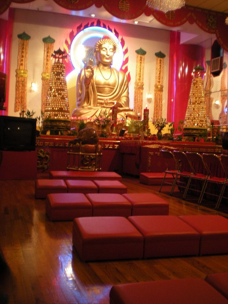 Buddhist Temple, Chinatown