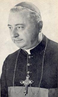 Annibale Bugnini Italian Vincentian and archbishop