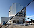 Building VISTA, the World's Largest Survey Telescope (8112005384).jpg