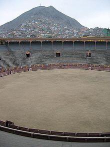 Plaza de toros de Acho - Wikipedia, la enciclopedia libre