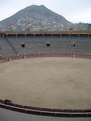 Plaza de toros de Acho - Plaza de Acho