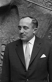 Werner Dollinger German politician and economist