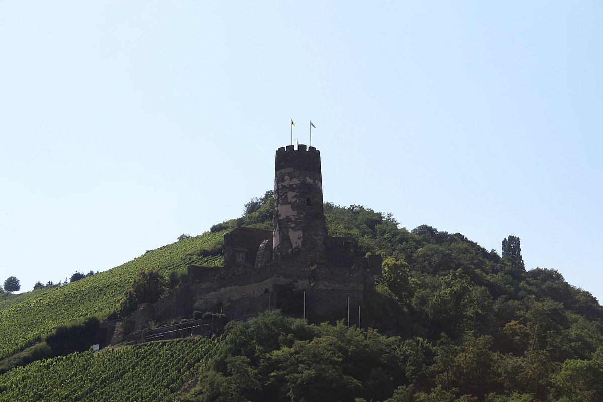 furstenberg castle rheindiebach wikipedia
