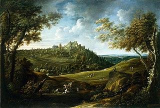 Burg und Stadt Frauenstein