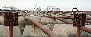 Yacimiento petrolífero Burgan, en Kuwait