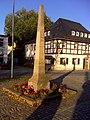 Burkhardtsdorf, Kursächsischer Ganzmeilenstein No 40.jpg