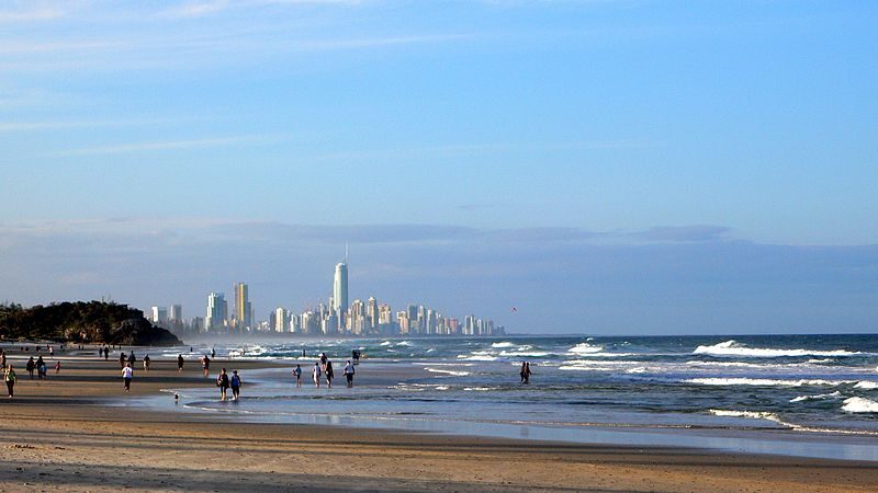 File:Burleigh Heads beach.jpg