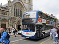 Bus, St Andrews Street, Cambridge, England - IMG 0613.JPG