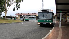 Bus interchange at Midland Station.jpg