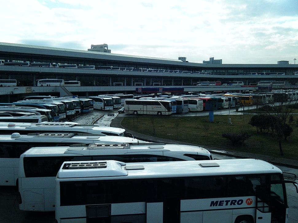 Bus station in Ankara1