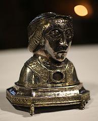 buste reliquaire de saint Mériadec