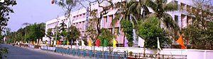 Bangladesh University of Textiles - Main Academic Building