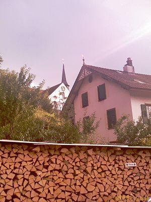 Buus - Church in Buus