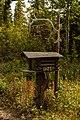Buzón en el Refugio Nacional de Vida Silvestre Tetlin, Alaska, Estados Unidos, 2017-08-24, DD 39.jpg