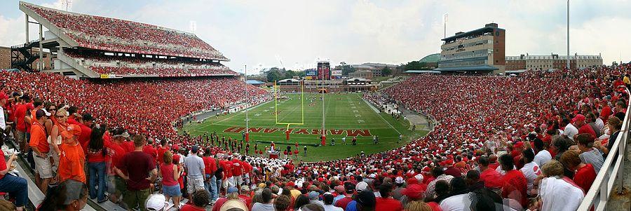 Byrd Stadium College stadiums