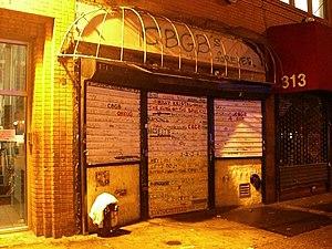 CBGB - Forever closed