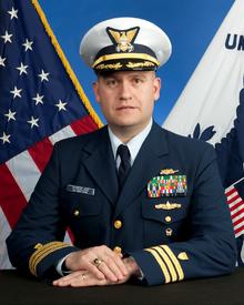 CDR Benjamin F. Strickland II, USCG.png