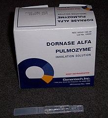 Dornase alfa - Wikipedia